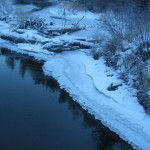 Frosted River